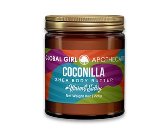 Coconilla Organic Shea Body Butter