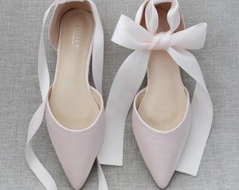 Blush shoes | Etsy