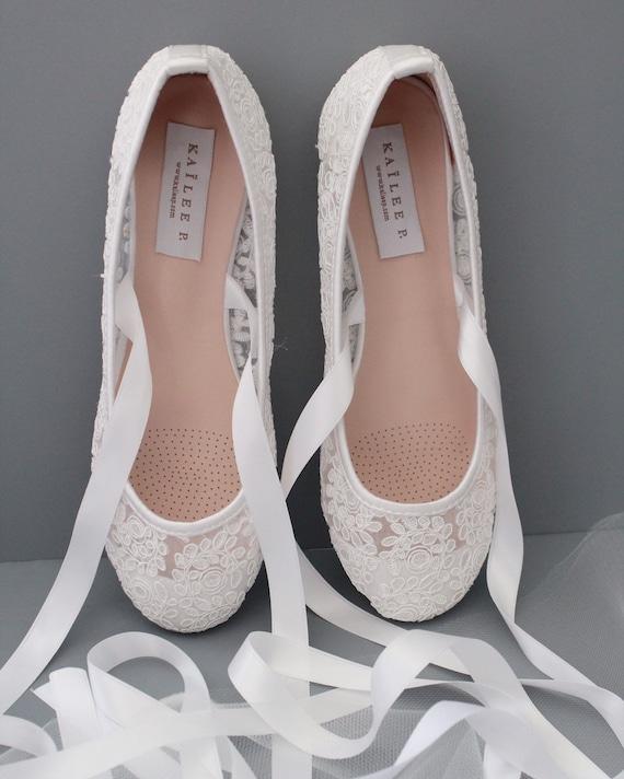 Lace up Ballerinas vs. High Heels