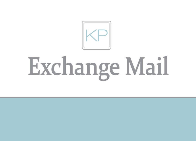 Princesscyncyn Item Exchange Mail for
