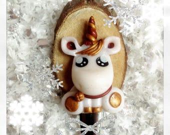 cuillere christmas unicorn