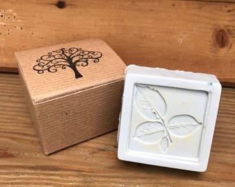Amber Cedarwood Handcrafted Soap, Handmade Soap, Homemade Soap, Natural Soap, Essential Oil Soap, Soap for Men, Mens Gift, Bar Soap