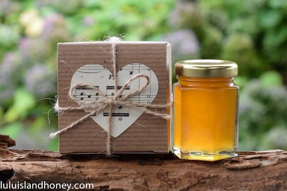 Set Of 35 Honey Favors For Weddings Bridal Shower Baby Etsy
