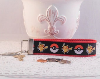 Pokemon key chain   Etsy