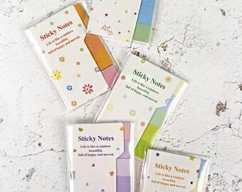 Happy sticky notes