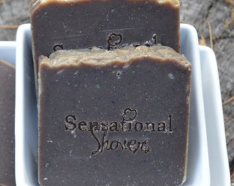 Black Soap Artisan Soap Bar