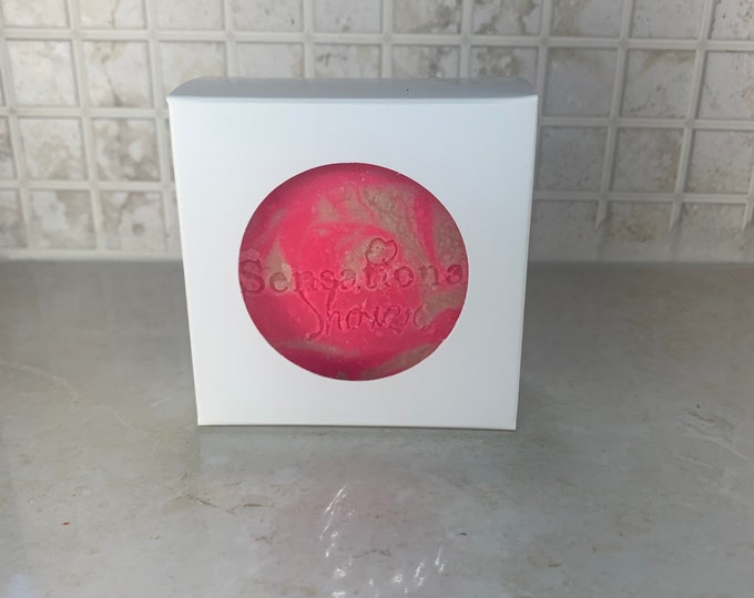 Pink Grapefruit Essential Oil Solid Shampoo Bar