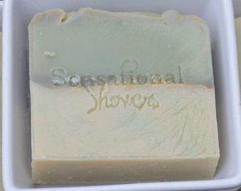 Mojito Vegan Artisan Soap Bar