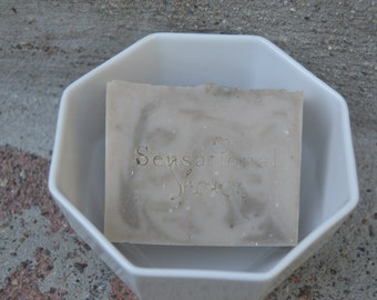 Dead Sea Mud Artisan Soap Bar