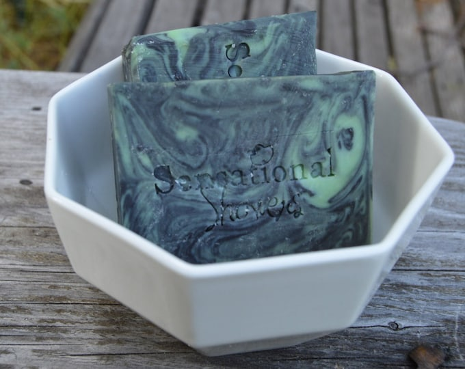 Neem Oil & Tea Tree Vegan Artisan Soap Bar