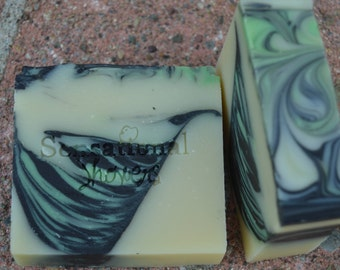 Ginger Beer handmade vegan artisan soap