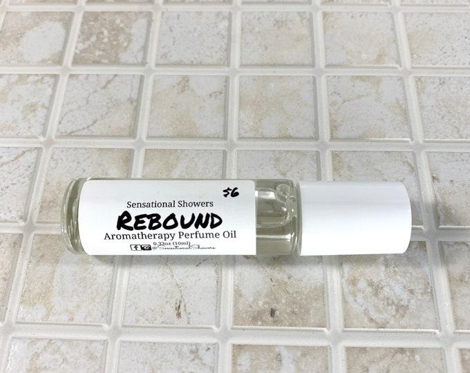 Rebound Aromatherapy Perfume Oil, Roller Ball