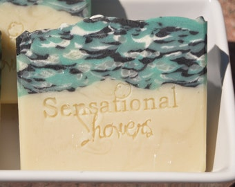 Bonsai 5oz handmade soap