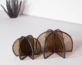Stained Glass Barrel Cactus (set of 2)