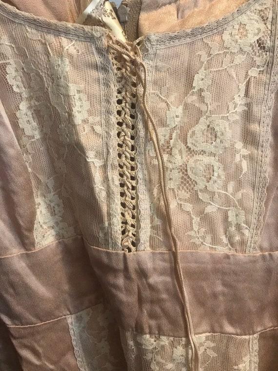 Rare Gunne Sax Jessica McClintock 13 vintage dress