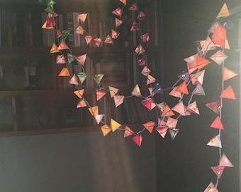 DIY Origami Lampshade | Design & Paper | 270x340