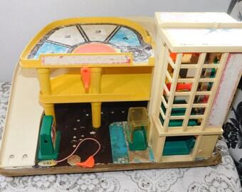 Garage Fisher Price : Free download garage fisher price car park little people toy