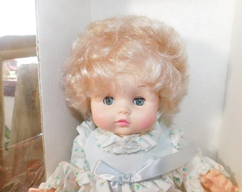 Effanbee Buttercup Doll #2 In Original Package Never Played With, Vintage Doll, Cloth Body Doll, :)shcLf***
