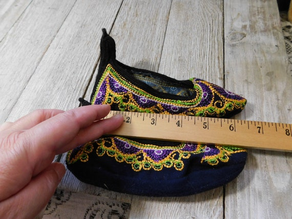 India Childs Slippers, Casket Slippers ?, Slip On… - image 10
