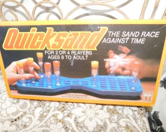 Quick Sand Whitman 1981, Vintage Board Games, Games, Family Game Night, Toys, Vintage Toys, Sand Timer Game, / :)s*