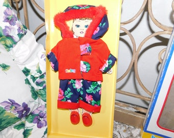 Timiny Berchet Doll Clothes from France, Doll Clothes , Vintage Doll Clothes, Dolls, :)s*