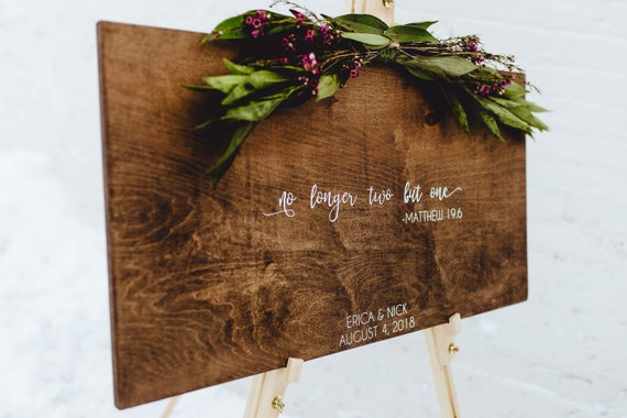 Wood Guestbook no longer two but one Rustic Guest book Guest Book Alternative Wedding Guest Book Rustic Wedding Wedding Guestbook