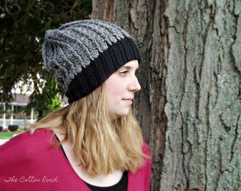 Pink Mini Slouch