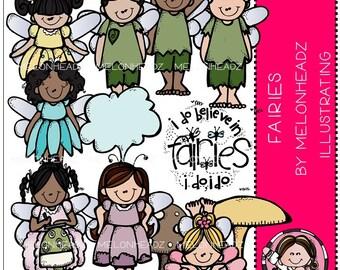 Fairies clip art