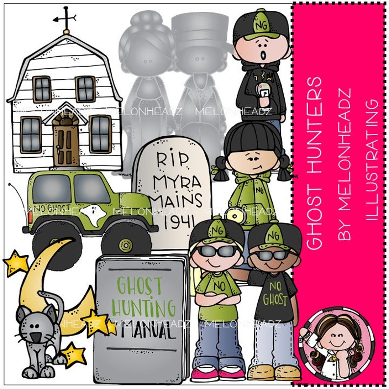 Ghost Hunters clip art