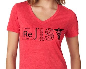 Feminist Shirt, Science Resist Shirt for Her, Protest Shirt for Women, Resistance Shirt, Activist Apparel, Gift for Her