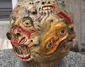 MONSTOSITY FACE JUG - whe...