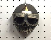 SMALL WALL SCONCE - Wheel...