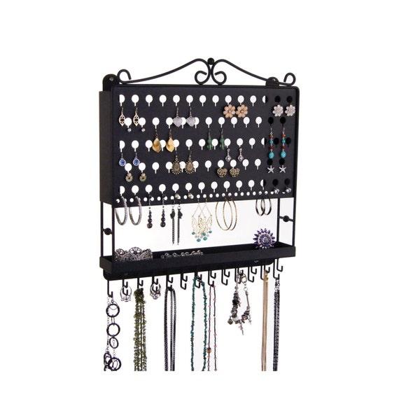 Wall Mounted Earring Rack