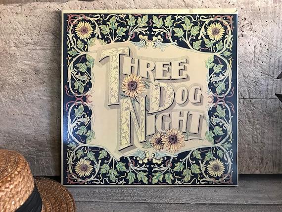 Three Dog Night Album Seven Separate Fools Lp 1972 Record