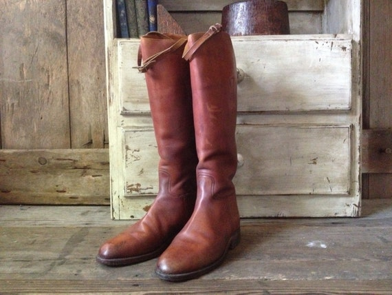 English Riding Boots Manfield & Sons Equestrian Ri