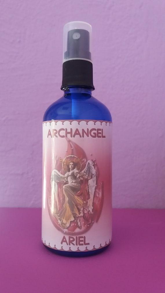 Archangel Ariel Essential Oil Blend Spray  Purification, Wicca Pagan  Spirituality Religion Ceremonies Hoodoo Ritual Spells Metaphysical