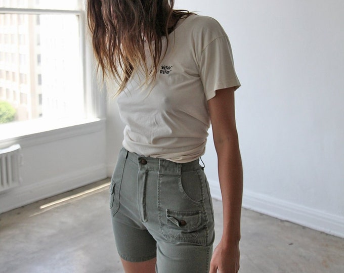Fatigue shorts - olive