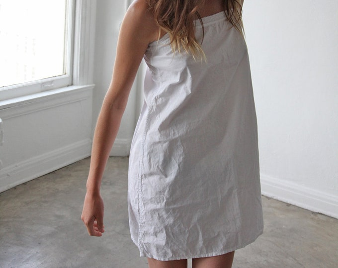 SALE 40% OFF French cotton dress