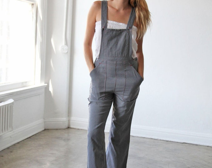 French chore overalls