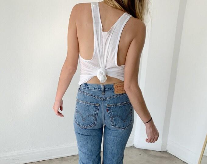 LEVI'S 501 Jeans - size 23/24