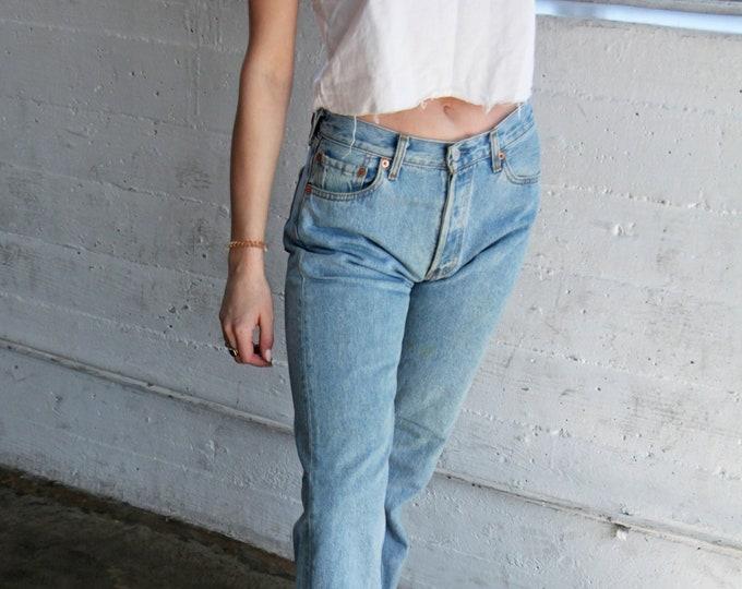LEVI'S 501 Jeans - size 27