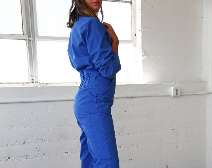 Utility Coveralls - berry