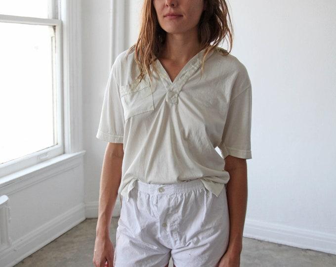 Crème shirt