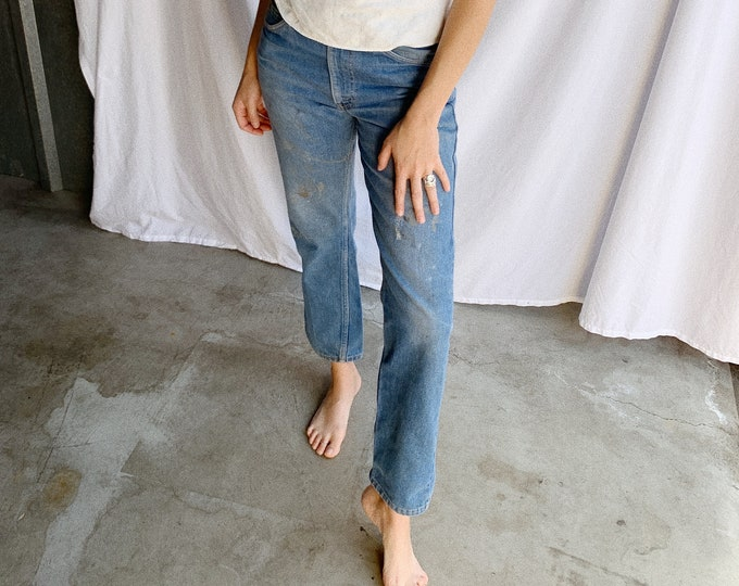 Levi's painter jeans - size 30