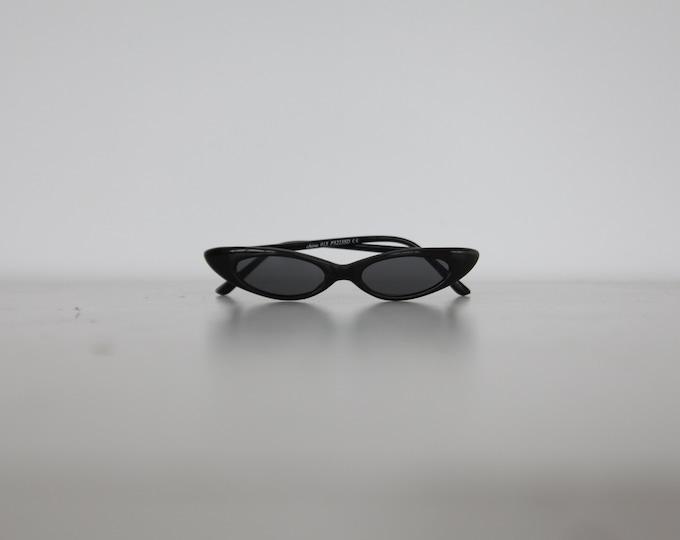 1990s Cat Eye Sunglasses