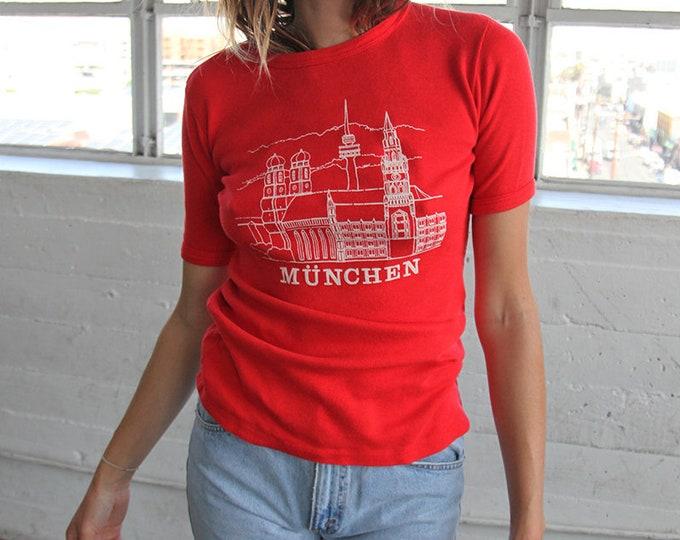 SALE 40% OFF München Tee