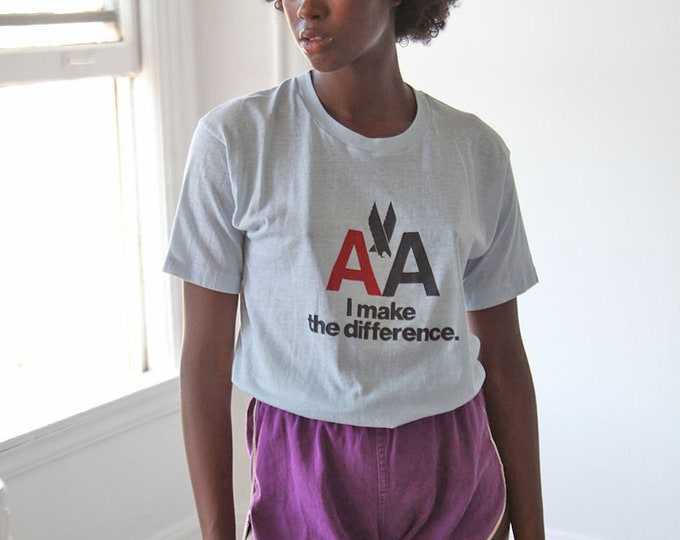 Make the difference... tee