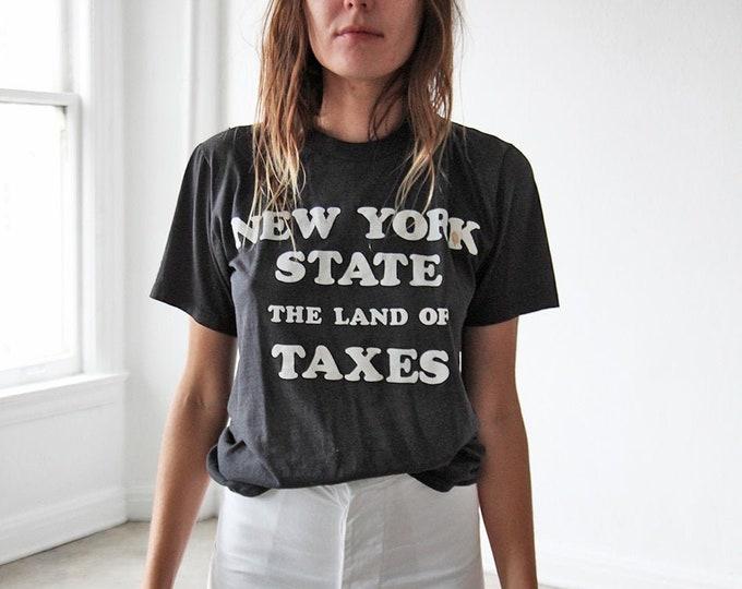 New york taxes tee