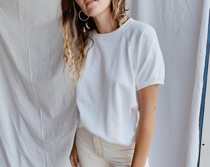 Vintage crewneck - white