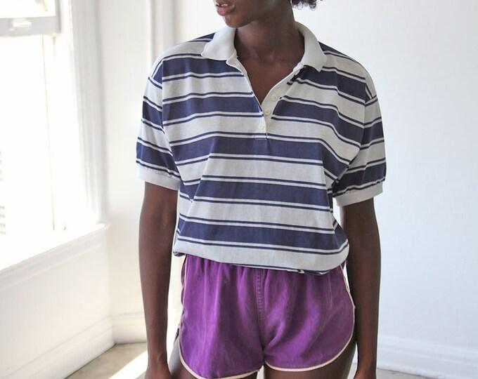 80s 90s Polo shirt
